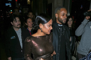 Christina Milian Celebrity Sightings Outside TCL Chinese Theatre