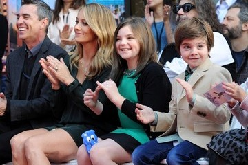 Christine Taylor Ben Stiller's Hand and Footprint Ceremony — Part 2