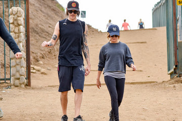 Christopher French Christopher French and Ashley Tisdale Take a Hike
