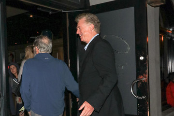 Christopher Mcdonald Christopher McDonald Is Seen Outside Craig's Restaurant In West Hollywood