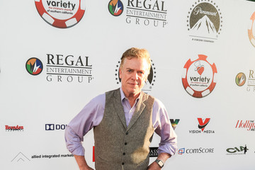 Christopher Mcdonald 7th Annual Variety - The Children's Charity of Southern California Texas Hold 'Em Poker Tournament - Arrival