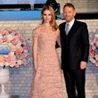 Kenneth Branagh and Lily James