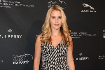 Claire Holt BAFTA LA 2014 Awards Season Tea Party