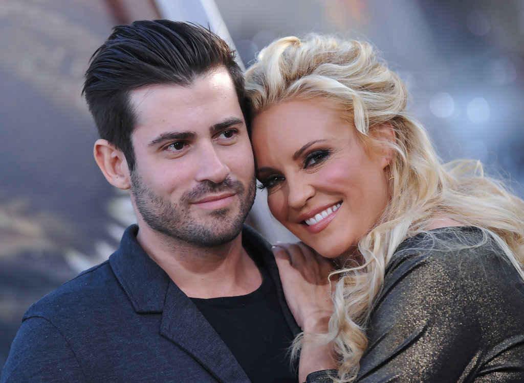 Bridget Marquardt and Nick Carpenter Photos Photos ... Nicholas Carpenter