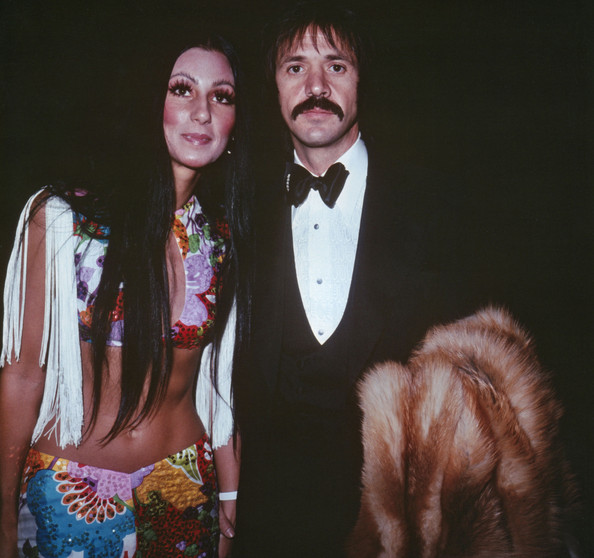 Sonny+Bono in Classic Images of Stars