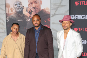 Cleo Anthony Premiere of Netflix's 'Bright'