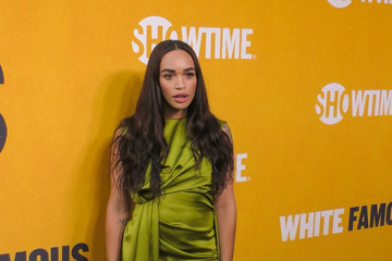 Cleopatra Coleman Premiere of Showtime's 'White Famous'