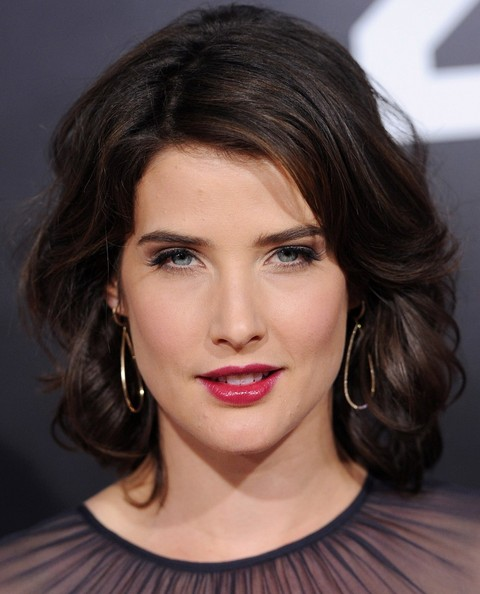 cobie smulders photos photos stars at the 39 21 jump. Black Bedroom Furniture Sets. Home Design Ideas