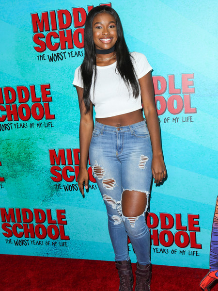 Premiere of CBS Films' 'Middle School: The Worst Years Of My Life'