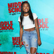 Coco Jones Premiere of CBS Films' 'Middle School: The Worst Years Of My Life'