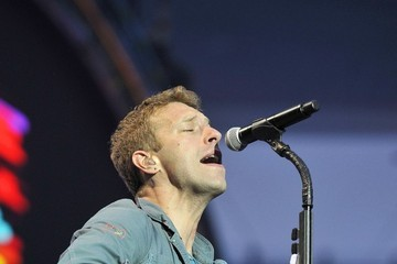 Coldplay Coldplay Performs in London