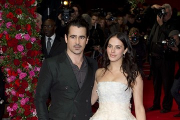 Colin Farrell 'Winter's Tale' Premieres in London