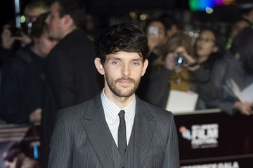 Colin Morgan 'Testament of Youth' Premieres in London