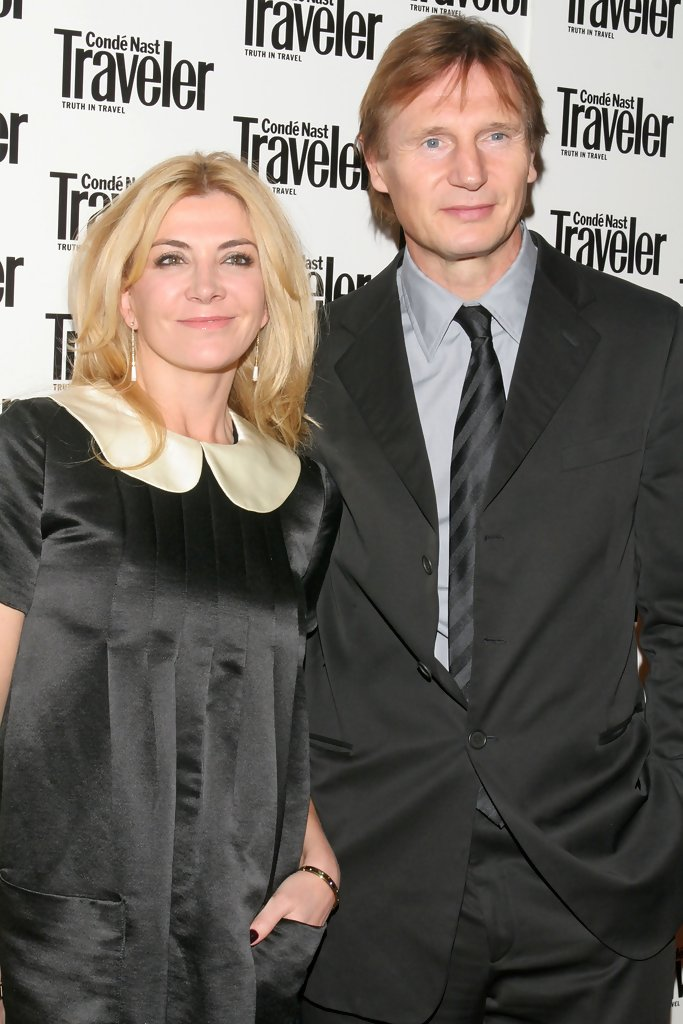 Liam neeson photos photos conde nast traveler 19th for Natasha richardson liam neeson wedding