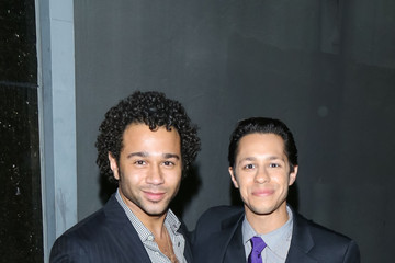 Corbin Bleu Celebrity Sightings at Pantages Theatre for Opening Night of 'Dirty Dancing'