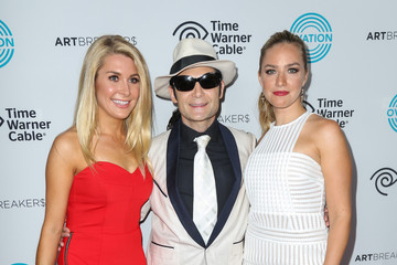 Corey Feldman Celebrities Attend the Ovation TV Screening of 'Art Breakers'