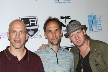 Craig Johnson Celebrities Attend the Luc Robitaille Celebrity Shootout at Toyota Sports Center