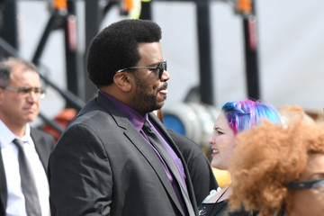 Craig Robinson Craig Robinson Is Seen at the Spirit Awards