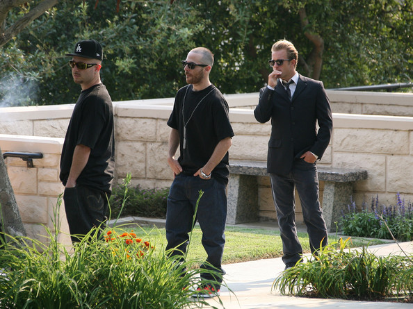 Scott Caan In Dj Am S Burial Zimbio