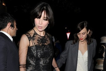 Daisy Lowe Celebs at Playboy's 60th Anniversary Issue Party — Part 3