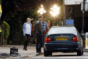 Dakota Fanning and Jeremy Irvine Photos Photo