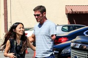 Noah Galloway is seen in Hollywood.NON EXCLUSIVE March 24, 2015.