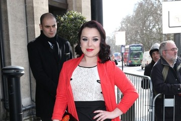 Dani Harmer 2013 TRIC Awards