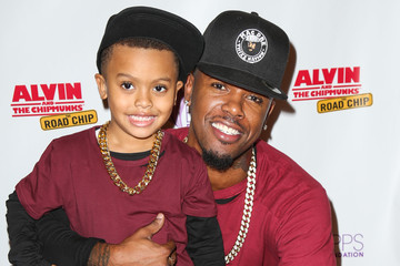 Daniel Gibson Celebs Attend 20th Century Fox Hosts Celebrity Family Sunday Funday Toy Drive