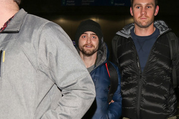 Daniel Radcliffe Celebs Arrive for the Sundance Film Festival