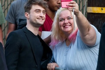 Daniel Radcliffe Always Has Time for His Fans