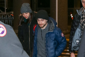 Daniel Radcliffe Celebrity Sightings at Salt Lake City Airport for the Sundance Film Festival