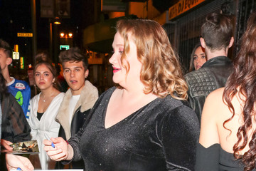 Danielle Macdonald Danielle Macdonald Is Seen Outside The Teen Vogue Young Hollywood Party at L.A. Theatre