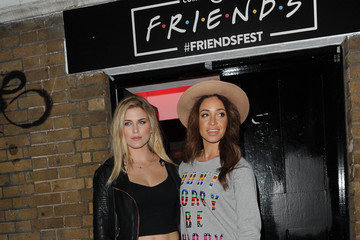 Danielle Peazer Comedy Central's FriendsFest - Launch Party