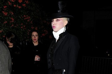 Daphne Guinness Stars Come Out to Celebrate the Global Fund