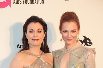 Darby Stanchfield Bellamy Young 26th Annual Elton John AIDS Foundation's Academy Awards Viewing Party