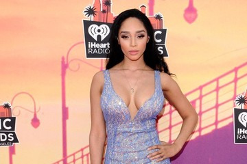 Darnaa Arrivals at the iHeartRadio Music Awards