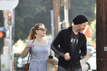 Darren Le Gallo Amy Adams Hits L.A.