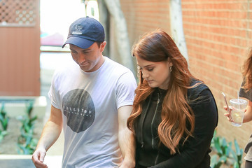 Daryl Sabara Meghan Trainor Is Seen Out Hand-in-Hand With Daryl Sabara
