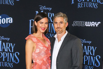 Dave Annable Premiere Of Disney's 'Mary Poppins Returns'