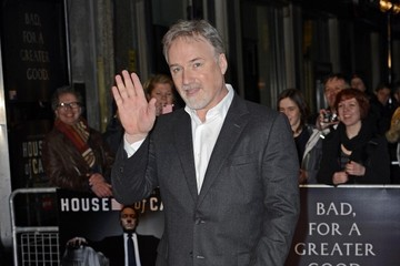 David Fincher The 'House of Cards' Premiere