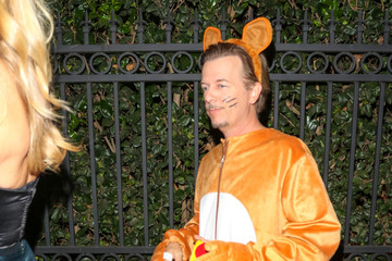 David Spade Celebrities Attend the Casamigos Tequila Halloween Party