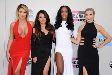 Dawn Richards Arrivals at the American Music Awards