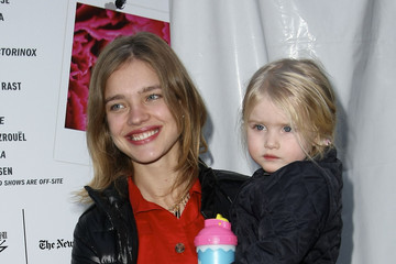 Neva Vodianova Day 3 of New York Fashion Week