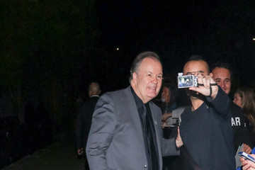 Dennis Haskins Dennis Haskins Outside Red Studios in Hollywood