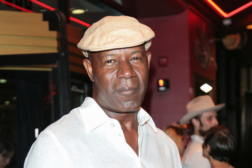 Dennis Haysbert 'Out of Nothing' Premiere at Laemmle Ahrya Theatre in Beverly Hills