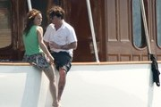 Johnny Depp Vanessa Paradis Photos Photo
