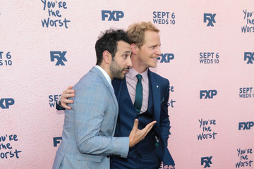 Desmin Borges Premiere of FXX's 'You're The Worst' Season 4