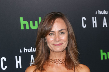 Diane Farr Premiere of Hulu's 'Chance' at Harmony Gold Theatre