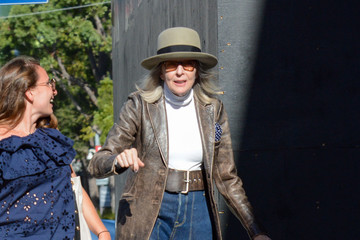 Diane Keaton Diane Keaton Seen In Los Angeles