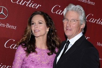 Diane Lane Richard Gere 2013 Palm Springs IFF Awards Gala